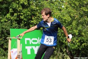 Albin Ridefelt (SWE), WOC2018, relay, Diego Baratti