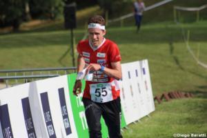 Daniel Hubmann(SUI), WOC 2018  relay, Diego Baratti   (4)