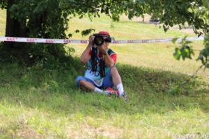 Remy Steinegger (SUI), foto, WOC2018, relay, Diego Baratti