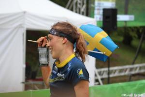Tove Alexandersson(SWE),  Long ,WOC 2018  (8)