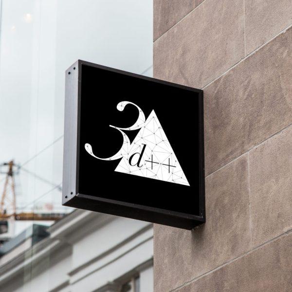 Realizzazione Logo e Sito Web E-Commerce Brand 3dplusplus Stampa3d