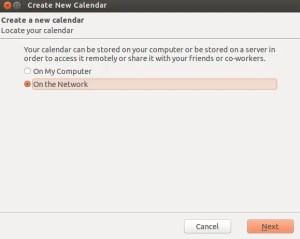 Sincronizar Thunderbird con Google Calendar
