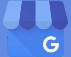 google my business salir en maps