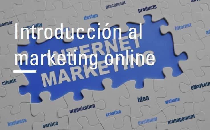 Presentación: Introducción al marketing online