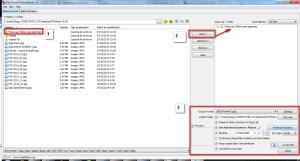 Optimizar imágenes para web con FS Stone