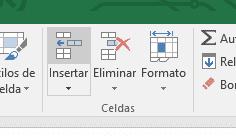 Agregar o eliminar filas en Ms Office Excel