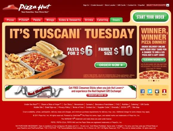 pizzahut.com