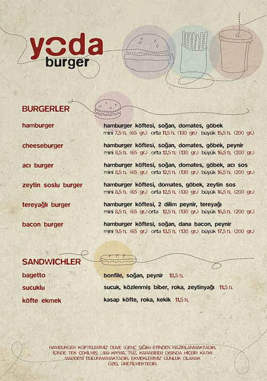 Yoda Burger