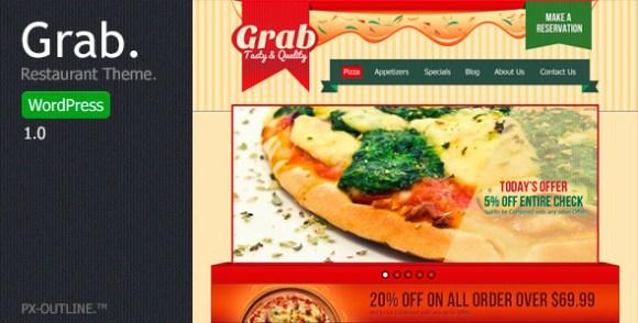 Grab Restaurant