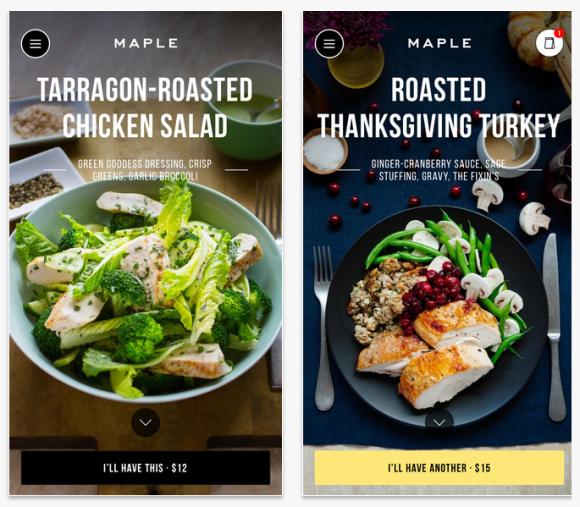 Maple app 1
