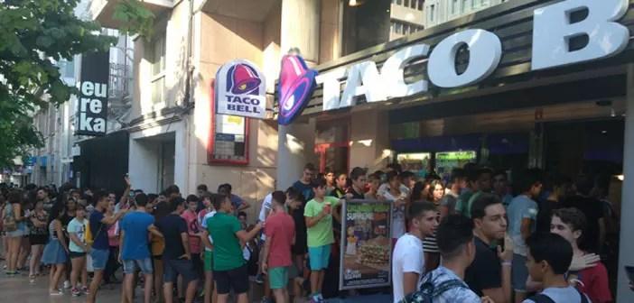 Taco Bell en Alicante