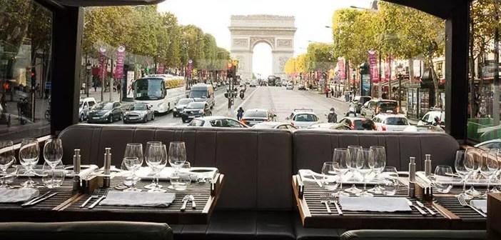 Bustronome en París