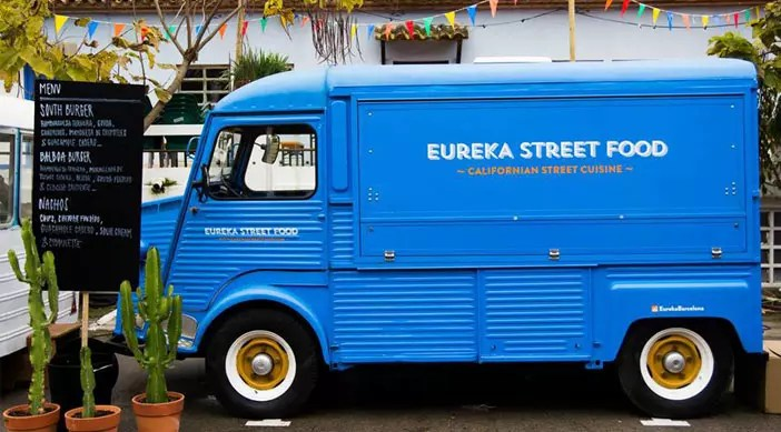 Food truck Eureka