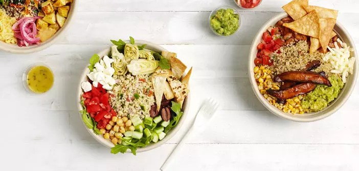 Restaurant salades Eatsa