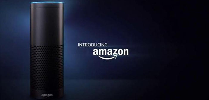 Amazon Echo ya incluye recomendaciones de restaurantes por voz