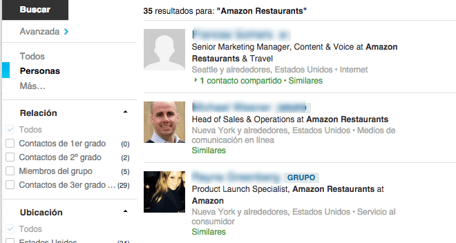 New additions to Amazon restaurants