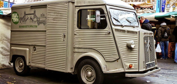 Foodtruck Citroen HY