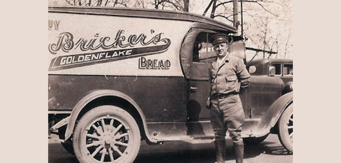 Bricker bread van