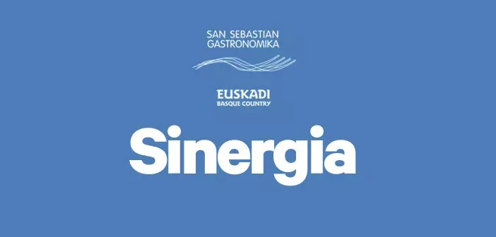 Synergy, I business day of the congress San Sebastian Gastronomika