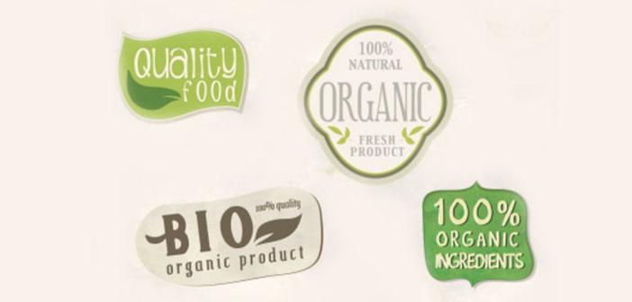 Etiquetas para restaurantes relacionados con la cocina vegana o vegetariana