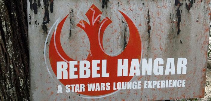 Restaurant rebelle Hangar