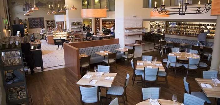 Restaurante Mercantile Salle & Disposition