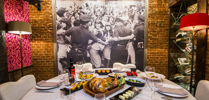 Restaurants in Spain on Thanksgiving