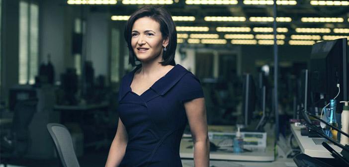 Sheryl Sandberg -Directora operatvia de Facebook