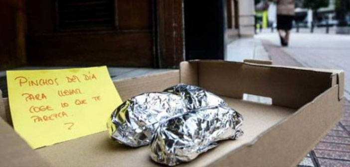 solidarity initiatives for restaurants