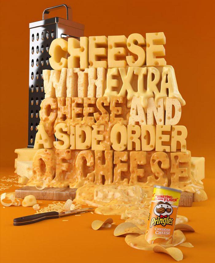 Pringles ad