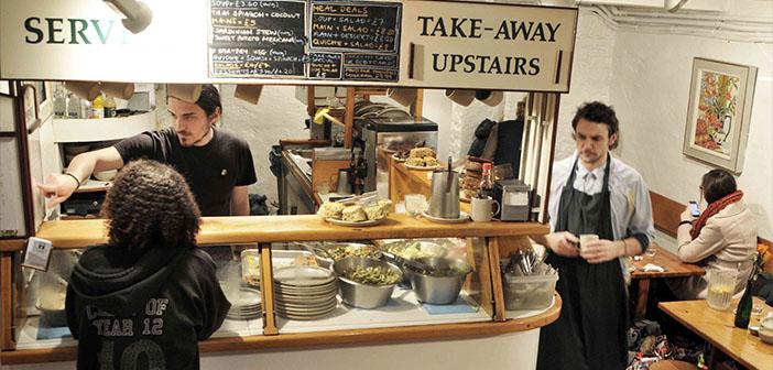 Vegetarian Restaurant in London