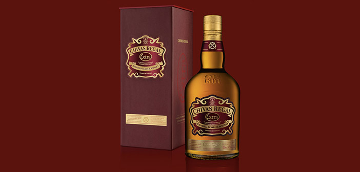 Botella de Chivas Regal