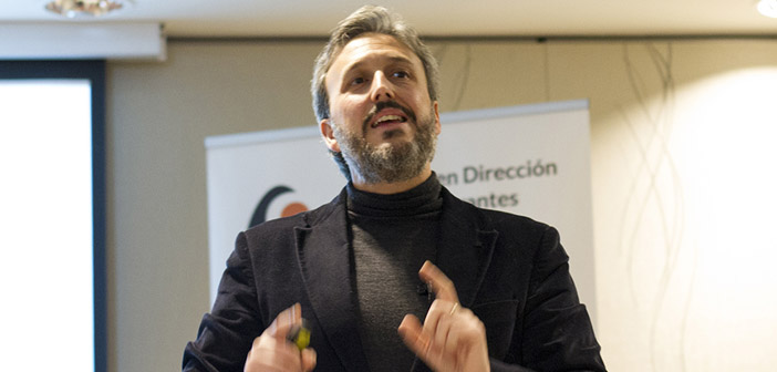 Diego Coquillat director de DiegoCoquillat.com y CEO de 10Restaurantes