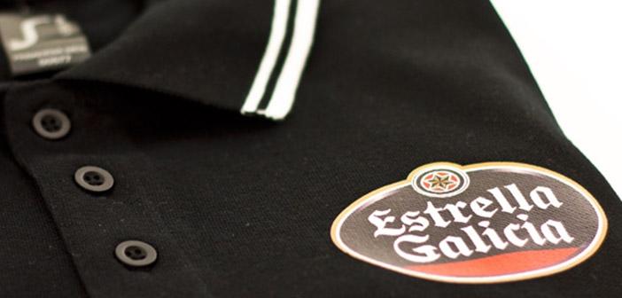 Merchandising of Estrella Galicia