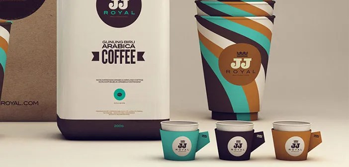 JJ Royal offers, both physically and online, many types of coffees