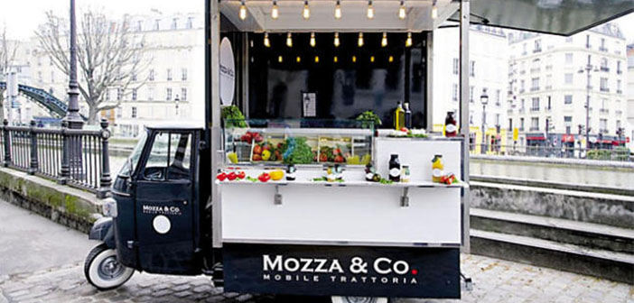Food stand, one of the least popular trends among Spanish because, largely, to legal restrictions