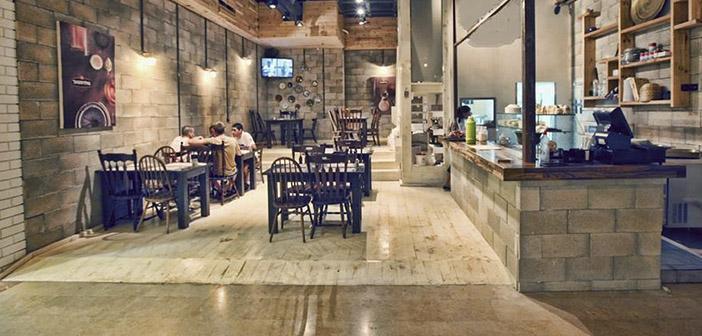 houmous Bar, un restaurant israélien a décidé de réunir les Israéliens et les Palestiniens