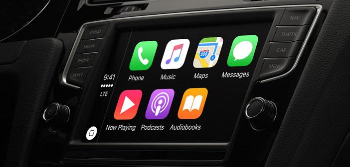 Apple y su CarPlay