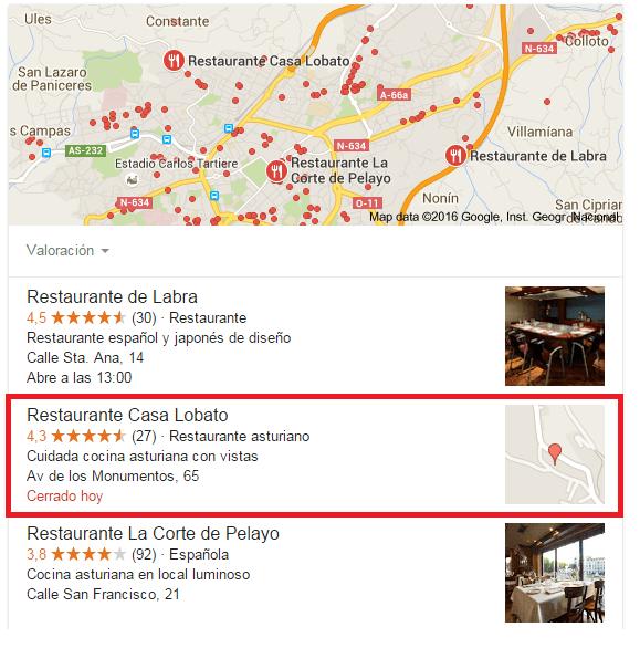Oviedo restaurant image