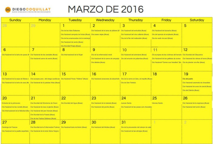 Calendrier-de-actions-de-marketing-Mars-2016