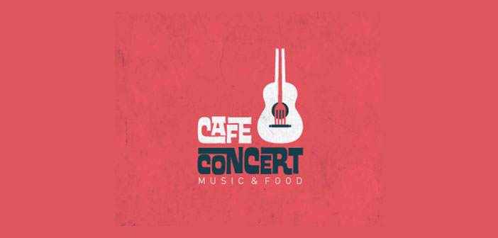 Logo inspiration for concert bar