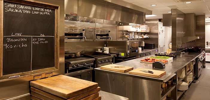 In all kitchens have two types of distinct areas such as core areas, and complementary areas.