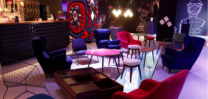 En plus de l'espace pour les repas, il y aura un bar avec musique live et une zone activée pour la tenue d'événements.