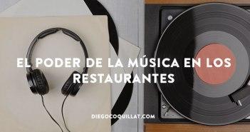 Los restaurantes apuestan por la música para fidelizar a sus clientes