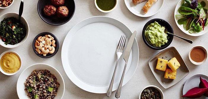 The first restaurant that lets you customize your meal based on your nutritional or dietary needs