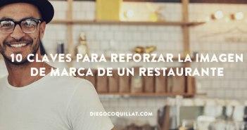 10 claves para reforzar la imagen de marca de un restaurante