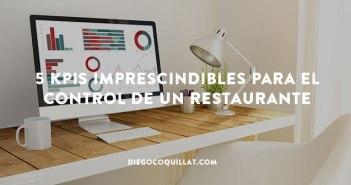 5 KPIs imprescindibles para el control de un restaurante