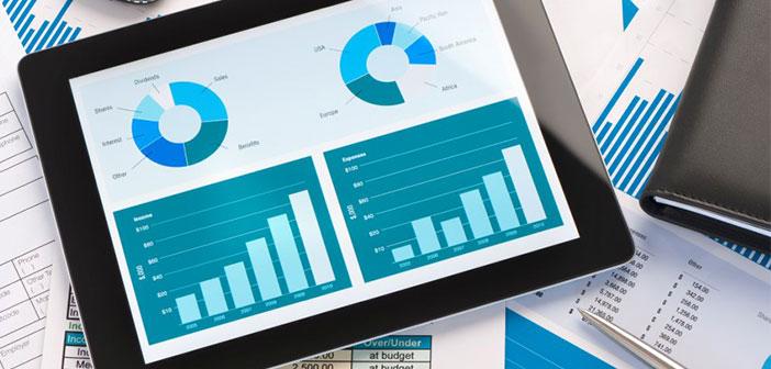 La salud financiera del mismo puede comprobarse de manera instantánea gracias a los Key Performance Indicators.
