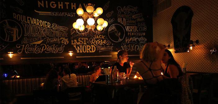 Nighthawk Breakfast Bar, un nuevo local en el que sirven lo que ellos mismos denominan desayunos late-night.