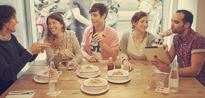 Sans aucun doute la fin gourmet considère la gastronomie au-delà du divertissement ou de l'art ... pour ce segment de marché, il est une façon de comprendre le monde.